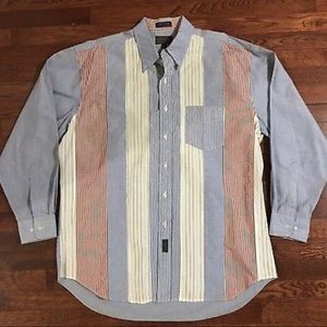 Chaps Ralph Lauren Button Down Shirt 17 34/35